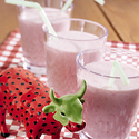Strawberry Smoothies
